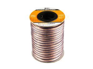 14AWG Enhanced Loud Oxygen-Free Copper Cable Home Theater 100ft Speaker Wire