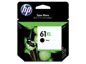 61XL CH563WN Black Ink Cartridge High Yield DeskJet 1000 1100 1050 1051