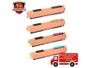 4PK Toner for  126A CE310A CE311A CE312A CE313A 100 MFP M175a M175nw CP1025nw