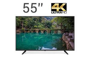 55'' 4K UHD DLED TV with IPS LCD Panel High-quality Home Television