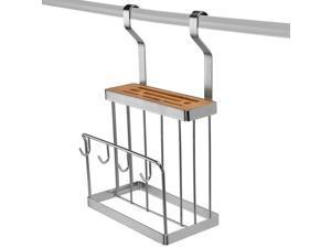 ® Knife Bar Rack Wall Mount Kitchen Utensils Holder Organizer Storage