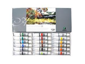Marie's Acrylic Colors Set, 12ml Tubes, 18 Assorted Colors/Box