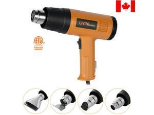 ® Air Heat  Dual Temperature Paint Stripper DIY Tool + 4 Nozzle