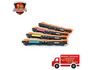 4 Pk TN221 BK TN225 Color Toner For Brother MFC-9130CW, MFC-9330CDW, MFC-9340CDW