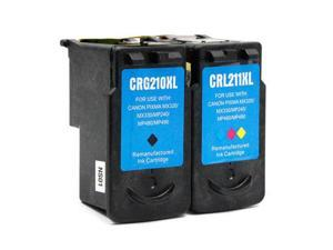 2PK ink for  PG-210XL CL-211XL MX420 iP2700 ip2702