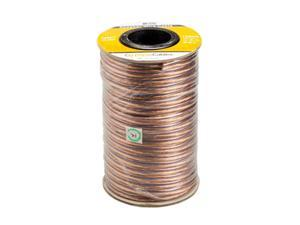 100ft Speaker Wire 12AWG Enhanced Loud Oxygen-Free Copper Cable Home Theater