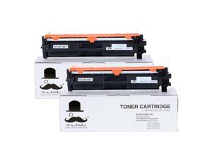 2PK 17A CF217A Black Toner Cartridge With Chip For  M102a M102w M130a M130fn