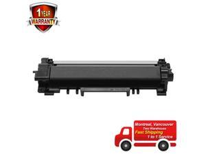 TN760 NON-OEM Black Toner For Brother DCP-L2550DW HL-L2350DW High Yield -No Chip
