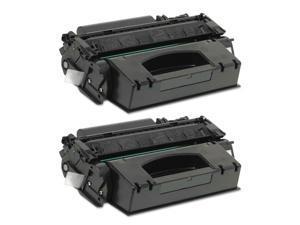 2Pack T650H11A Black Toner Cartridge For Lexmark T650N T652DN T654DN T650DTN