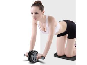 Dual Stability Ab Wheel with Knee Mat  ®