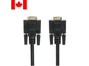 ® 50ft 15pin SVGA VGA Monitor PC Video Cable 50 Feet M/M Male to Male