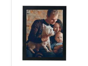 """® 8"""" x 10"""" Decor Picture Frame, Table Stand or Wall Mounted"""