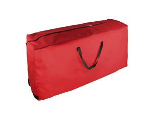 L Oxford Cloth Heavy Duty Christmas Artificial Tree Storage Bag,165 x 38 x 76 cm