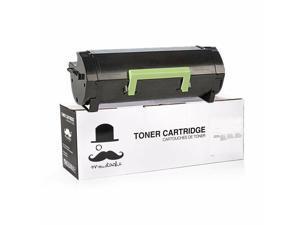 ® 601X 60F1X00 Black Toner Cartridge Extra High Yield For Lexmark