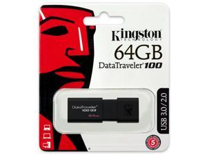 ® DataTraveler 100 G3 USB 3.0 Flash Drive, Wholesale Price!