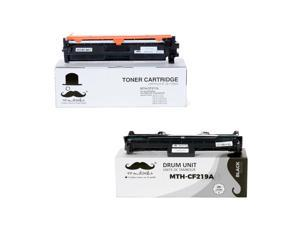 17A 19A CF217A CF219A Toner Cartridge and Drum Combo For  M102a M102w M130a