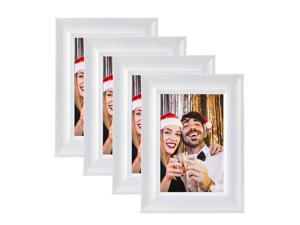 """® 4"""" x 6"""" Photo Frame for Wall or Tabletop , 4/Pack"""