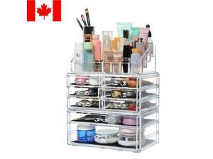 ® Detachable 8 Drawers Cosmetic Makeup Cosmetics Organizer