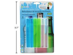 Luciano Chiller Reusable Ice Bottle Stick 6Pack