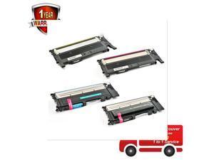 4PK Toner for  CLT-406S CLP-360 CLP-365 CLP-365W CLX-3300 CLX-3305
