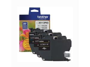 LC30113PKS Original Color Ink Cartridge C/M/Y for MFC-J491DW MFC-J497DW