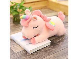 Unicorn Gifts Sleeping Comfort Cushion Soft Pillow Plush Unicorn ToyPink, 60cm