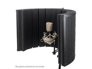 NEW Mini Portable Vocal Recording Booth Microphone Isolon Shield