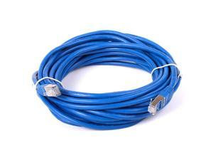 30FT Blue High Quality Cat 7 S/STP Ethernet cable Network Cable