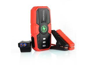 10000mAh Portable Car Jump Starter Auto Battery Booster and Phone Charger