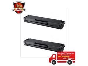 2PK for  MLT-D101S Black Laser Toner Cartridges for SCX-3405FW Printer