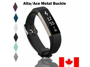Replacement for  Alta Band Alta HR Ace Band Silicone Watch Strap Band