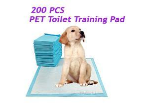 50 100 200 60X60CM LARGE PUPPY TRAINING PADS TOILET PEE WEE MATS PET DOG CAT