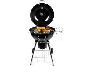 22 Inch Charcoal Grill Kettle Outdoor Barbecue Camping BBQ Coal Grill Backyard