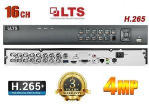 H.265/H.265+ Plnum Professional Level 16 Channel ALL IN ONE DVR LTD8316K-ET
