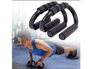 2x Push Up Stand Bars Push-Ups For Home Fitness Chest Muscles Training Exercise