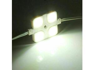 40 LEDs Car Interior Light Kit White Lamp For Truck Boat Van Camper 12V