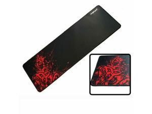 Large Gaming Mouse Pad Colorful Lock edge Mouse Mat Keyboard Desk Mat Table CA