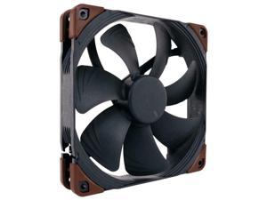 Noctua NF-A14 iPPC-3000 PWM, Heavy Duty Cooling Fan, 4-Pin, 3000 RPM (140mm, Bla