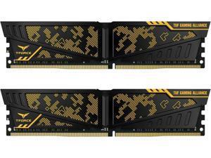 T-FORCE VULCAN TUF Gaming Alliance 32GB 2 x 16GB 288-Pin DDR4 SDRAM DDR4