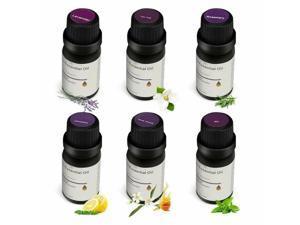 Aromas Pure essential oils pack of 12 Theutic Grade Lavender Mint Orange