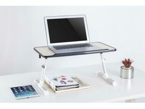 NEW Adjustable Portable Standing Desk Laptop Bed Table for Laptop Study Bedroom