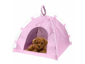 Waterproof Oxford Pets Tent Houses Washable  Kennel Deep Sleep Pet Dog House Bed