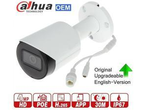 IP Camera Waterproof 4MP IP67 IR CCTV Mini Bullet IP Camera