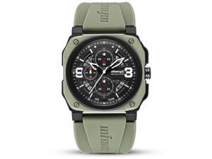 INFANTRY  Men's Quartz Watch Trend Sports Watch Outdoor Waterproof Watch Mens Military Tactical Field Watch  With Silicone Strap