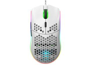 Glorious Model O Minus GOM-WHITE Matte White Gaming Mouse