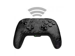PDP - Faceoff Wireless Deluxe Controller - Black Camo - Nintendo Switch