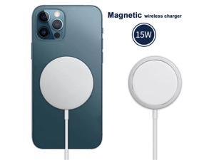15W Magnet Wireless Charger for iPhone12/iPhone 12 mini Mobile Phone Magnetic Charger Magsafe For iPhone 12 Pro/iPhone 12pro max