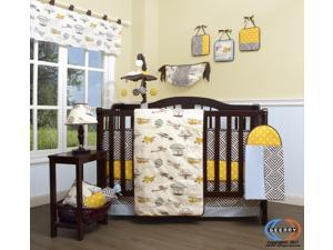 13PCS New Airplane Baby Nursery Crib Bedding Sets By Geenny