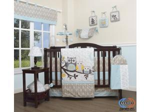 13PCS Enchanted Forest Baby Nursery Crib Bedding Sets  By Geenny
