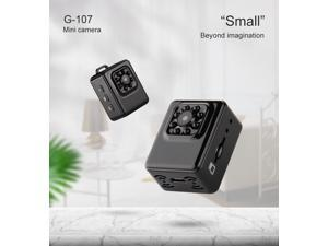 Mini Spy Hidden Camera Full HD Wireless Security Video 1080P Camera with Night Vision and Motion Detection, Portable Tiny Nanny Cam  for Car Indoor Outdoor Home